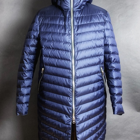55c1c70b45f OUTERIX Down Fish Tail Parka NWT